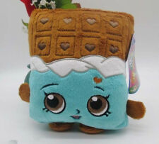 """New Shopkins Cheeky Chocolate 6.5"""" Deluxe Plush Toy FREE Shipping"""