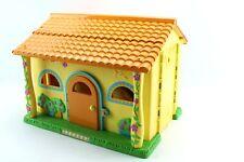 Dora the Explorer Large Fold Out Talking Playhouse Dollhouse 2003 Mattel
