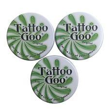 3 x Tattoo Goo Salve Tattoo Aftercare Ointment - 0.33oz