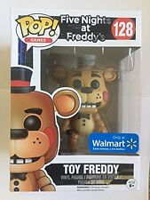 Funko Five Nights At Freddy''s Limited Edition Toy Freddy Pop! Walmart Exclusive
