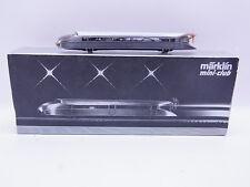 LOT 40133 | Fahrbereiter Märklin Spur Z 8876 Schienenzeppelin silber in OVP