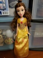 DISNEY PRINCESS Beauty and the Beast ROYAL SHIMMER BELLE Doll, Hasbro 2015