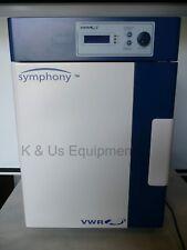 VWR Symphony Gravity Convection Oven, Model 414004-546, Temp to 230° Ref. #39896