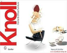 Fachbuch Knoll Home & Office Furniture, modernes Möbeldesign, Büromöbel, NEU