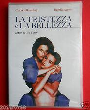 film,dvd,movie,la tristezza e la bellezza,tristesse et beauté,charlotte rampling