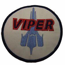 Battlestar Galactica BSG Viper Pilot Embroidered Patch