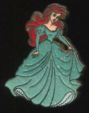 Glitter Dress Ariel Little Mermaid Disney Pin 67386