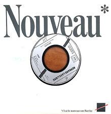 "Bernard Lavilliers 7"" Saigon - Monoface - Promo - France (EX/EX)"