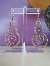 Set of 3 Dangle Earrings Pairs