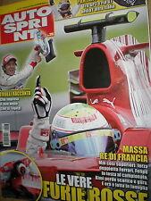 AutoSprint.Ferrari, Felipe Massa,Mikko Hirvonen & Sebastian Loeb,Gp Francia,iii