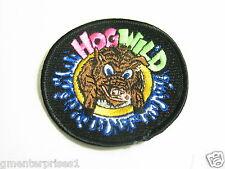 Hog Wild Patch (#13) *