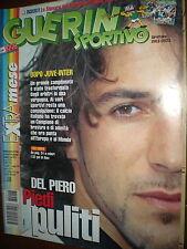 Guerin Sportivo.Alessandro Del Piero,jjj