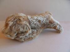 Steiff dog dog button mohair stuffed animal 192