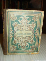 1849 Charles & Emily, Stories Importance Of Good Habits, Rare