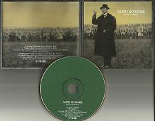 Mike Patton FAITH NO MORE Last Cup Of Sorrow 1997 USA PROMO DJ CD Single MINT