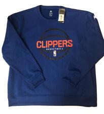 Adidas Clippers NBA Tech Fleece Crew 2XL