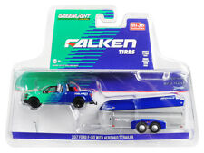 """2017 Ford F-150 Pickup Truck and Aerovault Trailer """"Falken Tires"""" Limited Editio"""