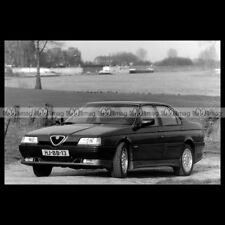 #pha.014011 Photo ALFA ROMEO 164 Q4 1995-1997 Car Auto