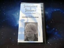 More details for summoned by shadows   bbv doctor who spin-off   colin baker   very rare vhs 1st