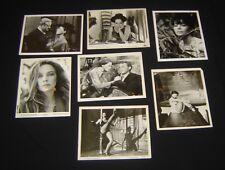 Lot  of (7) LESLIE CARON Original Black & White MOVIE STILLS/PHOTOS