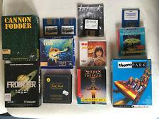 Amiga Spiele Sammlung / Paket