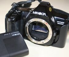 Minolta Dynax 3000i Autofocus System Camera Body & Dedicated Flash