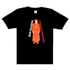 Bad Religion Priest Music punk rock t-shirt Large New