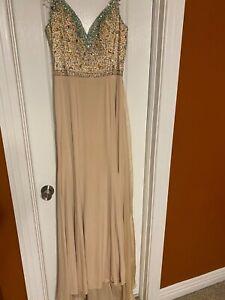 Johnathan Kayne Gown Size 8