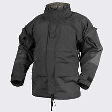 HELIKON tex us Gen II Army Ecwcs Cold wet weather humedad protección chaqueta Black Xlarge