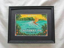 KONA CASTAWAY IPA   BEER SIGN  #963