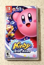 NINTENDO SWITCH KIRBY STAR ALLIES EXCELLANT MINT CONDITION.