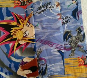 Yu-Gi-Oh Dueling Monsters Full Sheet Set 4 pcs 1996 Kazuki Takahash Yugioh