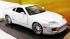Jada 1/24 Scale 97375 - Brian's Toyota Supra White - Fast & Furious