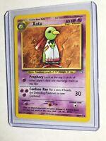 XATU - Neo Genesis Set - 52/111 - Uncommon - Pokemon Card - Unlimited - NM