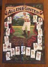 "RARE 2008 ALLEN & GINTER ALBERT PUJOLS & BABE RUTH GIANT 24""x 36"" DEALER POSTER"