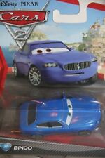 "DISNEY PIXAR CARS 2 ""BINDO"" NEW IN PACKAGE, SHIP WORLDWIDE"