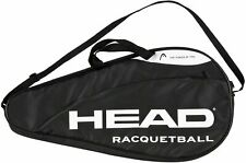 HEAD Racquetball Deluxe Coverbag - Racket Carrying Bag with Accessory...