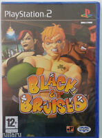 Black & Bruised per Playstation 2 - PS2 nuovo, in italiano