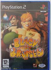Black & Bruised per Playstation 2 - PS2 nuovo, in italiano
