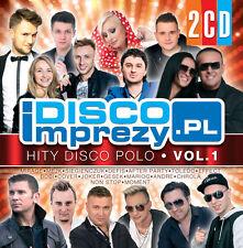 DISCO POLO IMPREZY.PL [2CD] Andre After Party NOWOŚĆ 2016 / POLISH CD