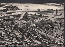 Scotland Postcard - Jarlshof - Viking and Late Norse Settlement MB2485