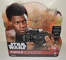 Star Wars The Force Awakens 1000 Piece Jigsaw Puzzle New Sealed Collector's Tin