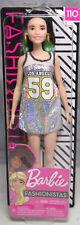 Barbie Fashionistas 110 Tall Los Angeles Dress Kleid FXL50 2018 NEU OVP NRFB