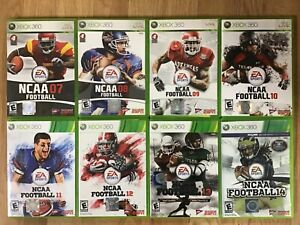 NCAA Football (Xbox 360) 360 TESTED