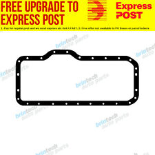 03/1978-1979 For Toyota Crown MS83 4M Oil Pan Sump Gasket J