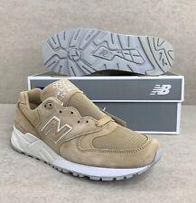 New Balance 999 Men's 9.5 Tan Beige Khaki Sneakers Made In USA M999CSM