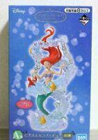 Ichiban Kuji DISNEY PRINCESS Prize A The Little Mermaid ARIEL figure NEW