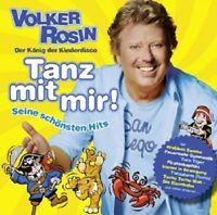 VOLKER ROSIN - TANZ MIT MIR!-SEINE SCHÖNSTEN HITS  CD NEU