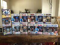 Marvel Captain America Funko POP! and DORBZ Exclusive lot