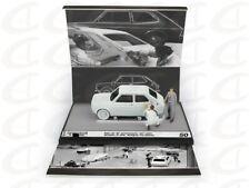 S21/03 BRUMM 1/43 1971 FIAT 127 centro stile 50 anniversario Pio Manzù limitata